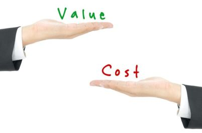 high value and low cost