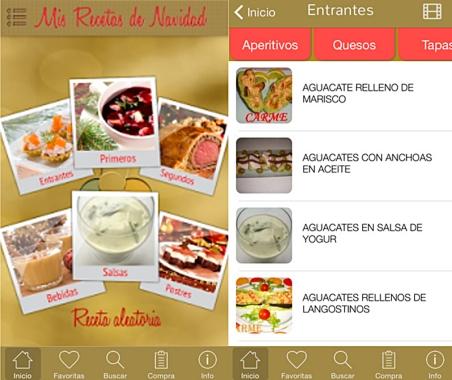app-recetas-navidad