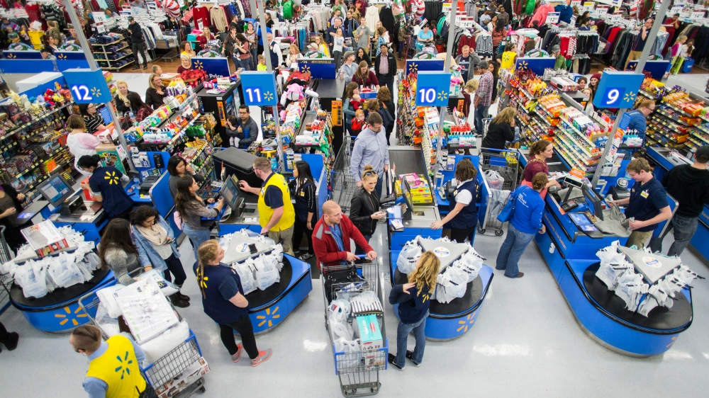 Walmart Thanksgiving Shopping Events
